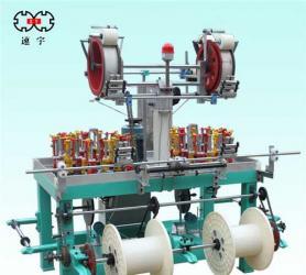 110--24T--2金属线编织机